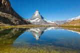 Fototapety Le Cervin en Suisse