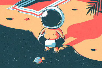 Space summer