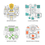 Datacenter Linear Compositions