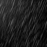 Fototapety Rain on black background. Vector rain texture. Abstract illustration