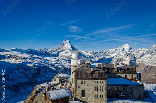 Gornergrat, Zermatt Poster