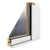 3d detailed window profile