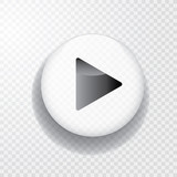 Fototapety go white button