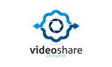 Video Share Logo