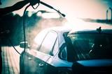 Washing the Car - 121666638