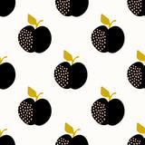 Seamless Apples Pattern - 121701615