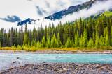Kootenay River, Kootenay National Park, British Columbia, Canada
