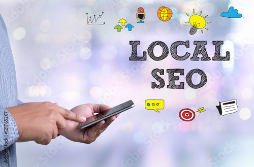 Poster LOCAL SEO