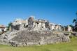 Mayan pyramid, Tulum, Mexico