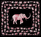 elephantl hand made design