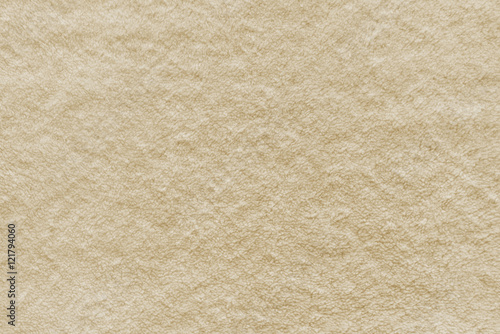 Close up texture of warm wool blanket Poster