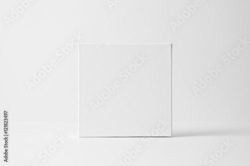 Poster Square Art Canvas Mock-Up