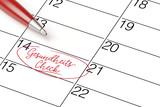 Termin für Gesundheitscheck im Kalender