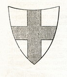 Coat of arms of Genoa (from Meyers Lexikon, 1895, 7/334)