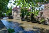 Bruges et ses canaux - Flandres