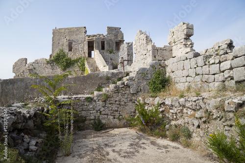 Foto op Canvas Mediterraans Europa St. Michael's fortress, Ugljan island, Croatia
