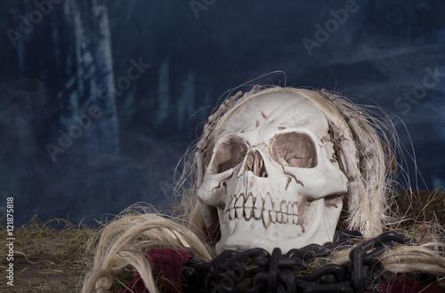 Poster Grim Reaper Skull