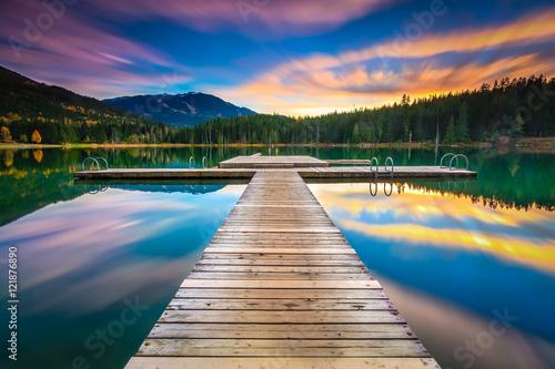 Samotny Dock
