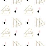 Seamless Geometric Pattern - 121915496