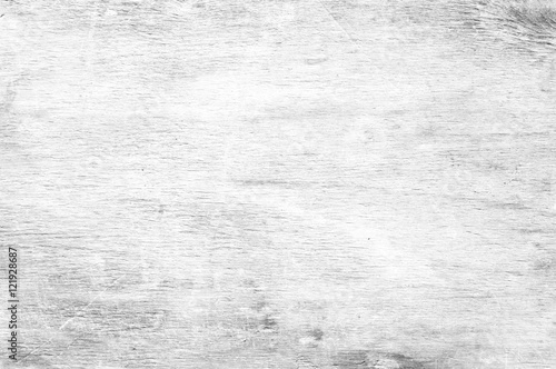 The blank white wood background - 121928687