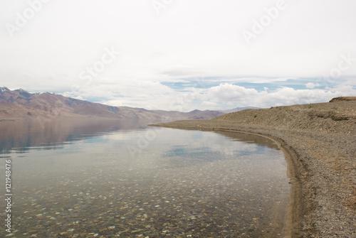 Poster Lac Tsomoriri, Ladakh (Inde)