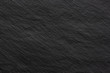 Quadro Dark black slate background or texture