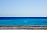 Plaża , Rodos,Grecja