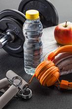 Mięśni i wagi ćwiczenia, sport, styl życia i koncepcji treningu