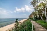 Steilküste bei Rewal