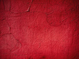 Urban red background - uneven concrete wall - 122000685
