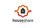 House Sharing Logo