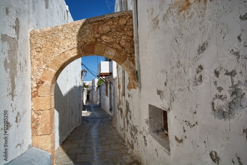 Traditional Greek architecture, Lindos