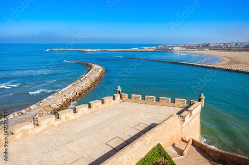 Fotobehang Marokko Rabat in Morocco