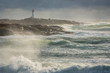 Peggy's Cove - A Passing December Storm