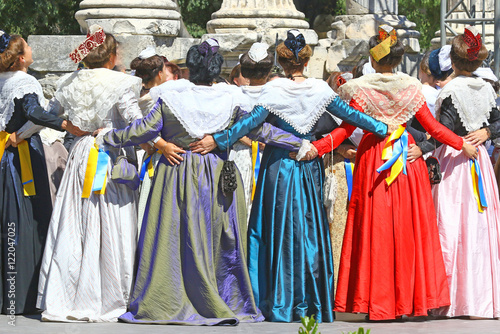 Danse provençale Poster