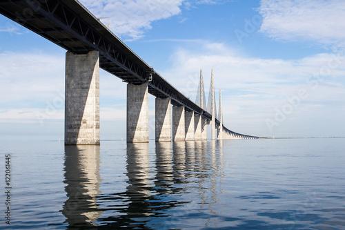 Oresundsbron bridge Poster