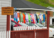 Newfoundland arts and crafts socks