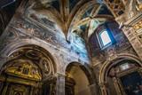 Interior de la  catedral de San Giminiano