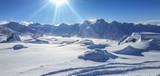 Fototapety Österreich, Silvretta, Skigebiet Ischgl