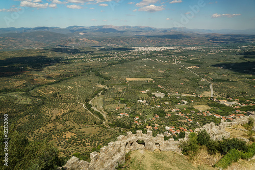 Ruins of Mystras and Sparta