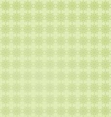 Zielone, ażurowe tło w gwiazdki