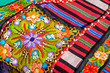 Background with material embroidered from Bistrita-Nasaud, Romania