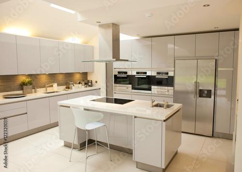 Poster Kitchen Interior Home Architecture