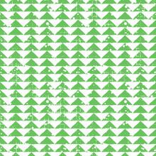 Nahtlose Vektor-Grunge-Muster. Kreative geometrische Pastell grünen Hintergrund mit Rechtecke. Grunge-Textur mit Abrieb, Risse und Ambrosia. Old style Vintage-Design. Grafische Darstellung.