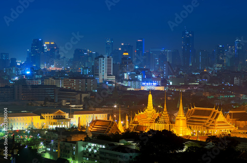 Grand Palace of Thailand Poster
