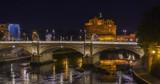 Roma notturna, Castel Sant