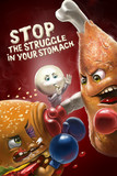 stop the struggle in your stomash
