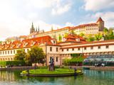 Gardens at Prague Castle