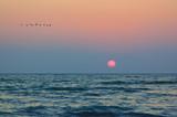 Salida del sol en el Mar Negro