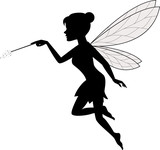 Fairy Waving Her Wand